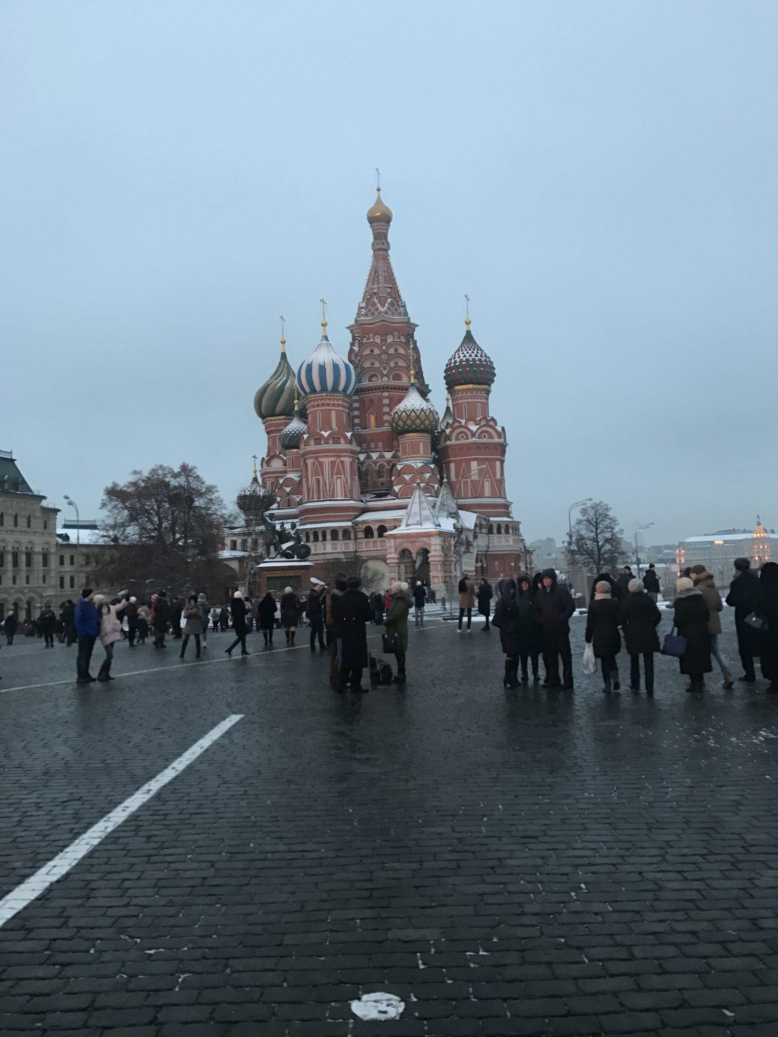 2 Days Moscow trip