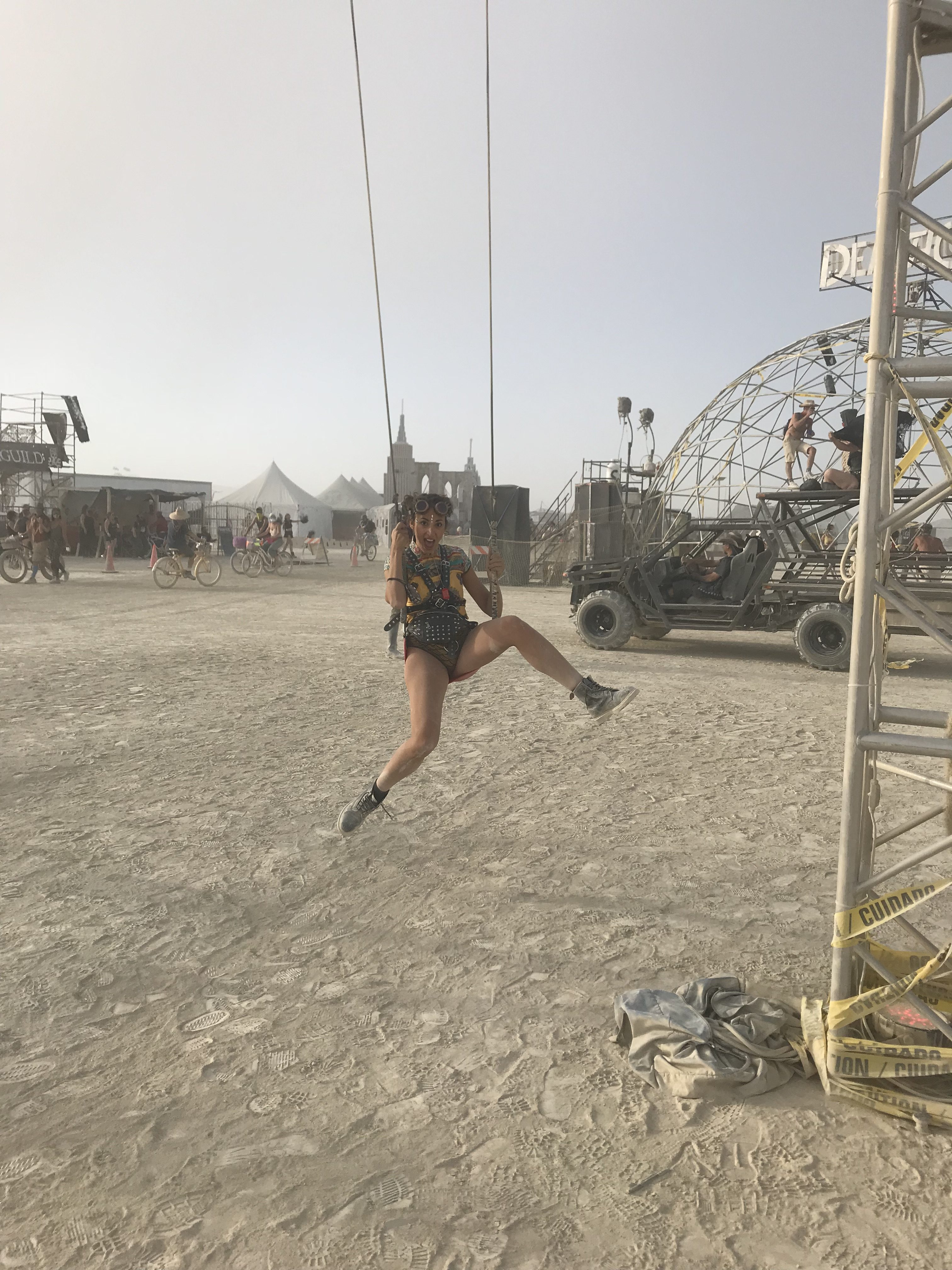 Burning Man 2018: The Festival's Brutal Conditions, and How To Survive